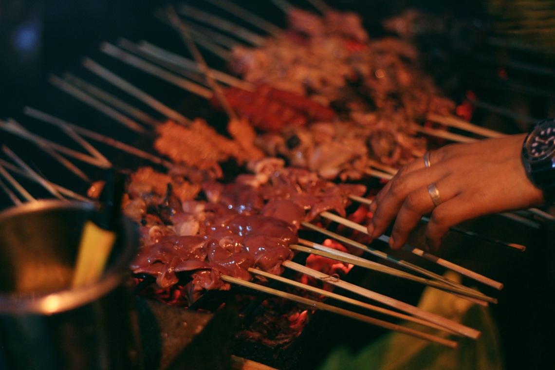 Roxas Street Food