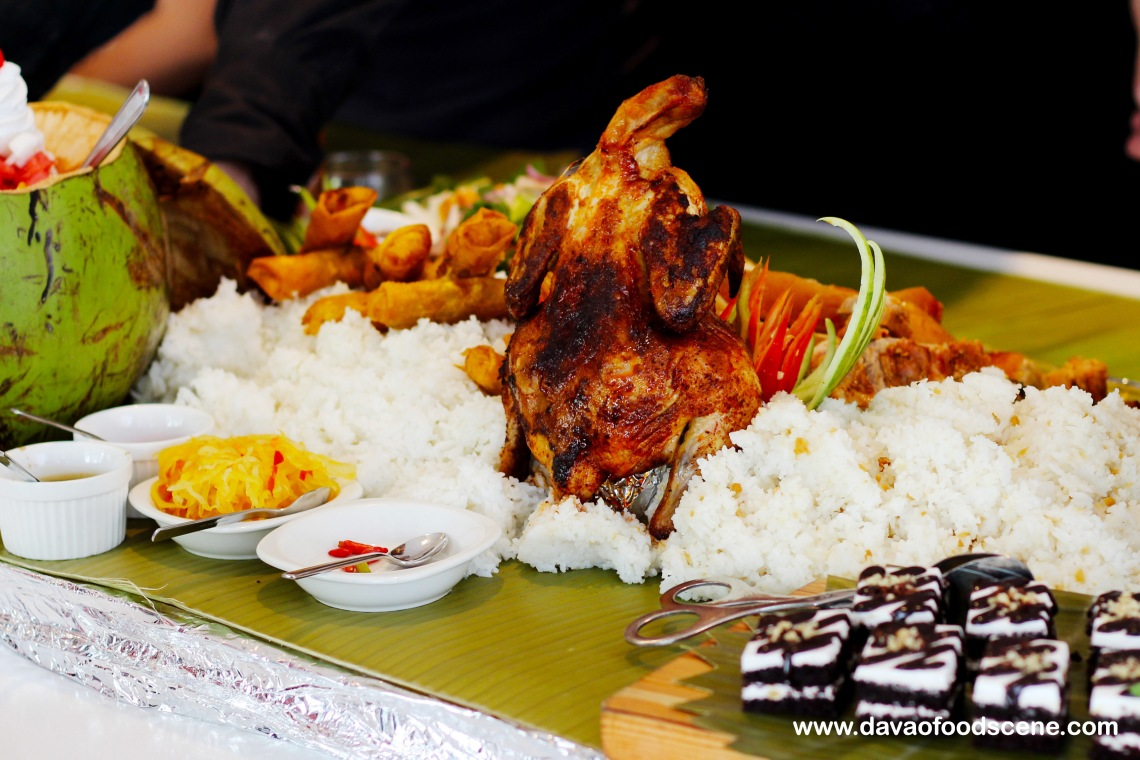 Boodle Fight Rematch at Park Inn