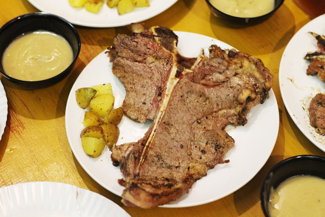 Steak ni Juan