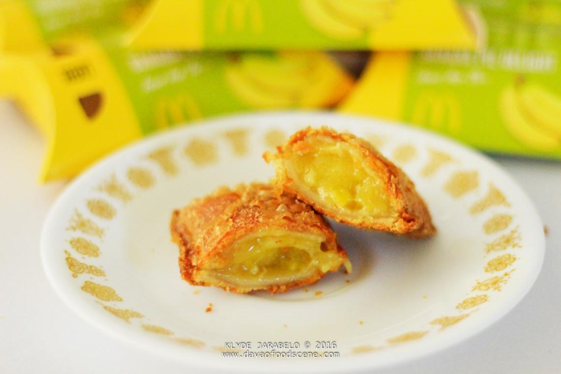 Mcdonald's Banana Pie